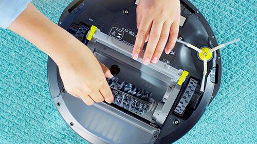 robot Roomba 606