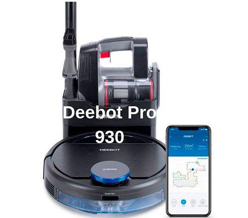Deebot pro 930
