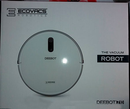 caja deebot 710