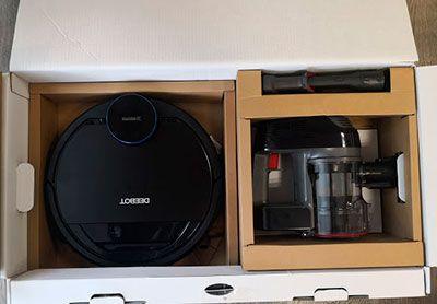 caja deebot pro 930