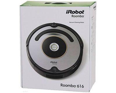 caja roomba 616