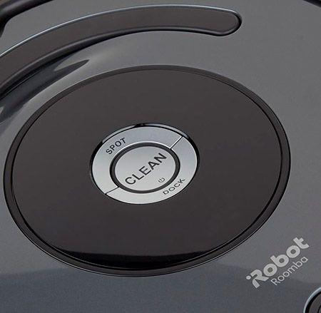 características roomba 696