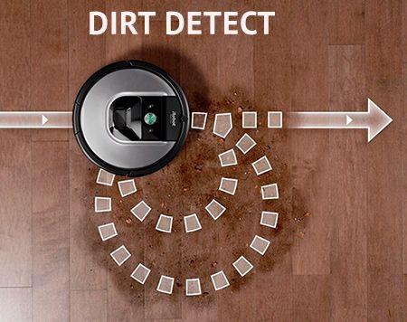 robot Aspirador Roomba 981