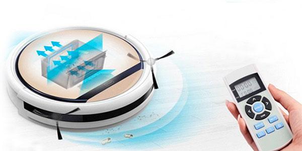 robot aspirador ilife v5s pro