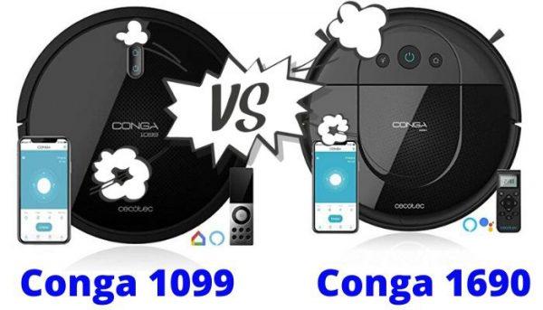 conga 1099 vs Conga 1690