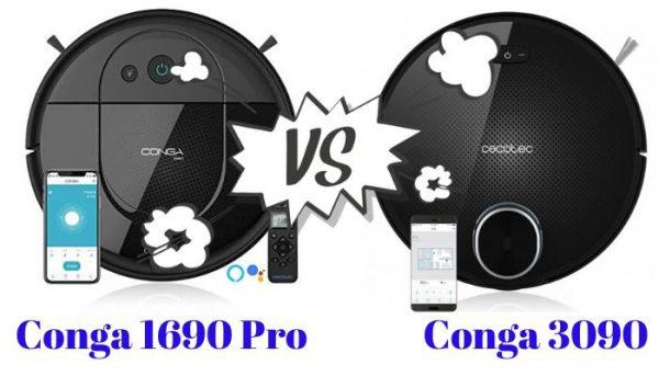 conga 1690 pro vs Conga 3090