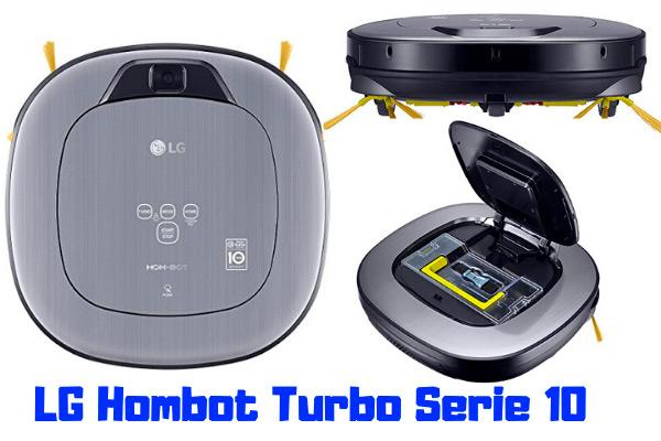 LG Hombot Turbo Serie 10