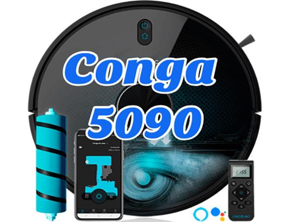 Conga 5090 ᐅ Caracter 237 Sticas Comparativas Y Mejor Precio