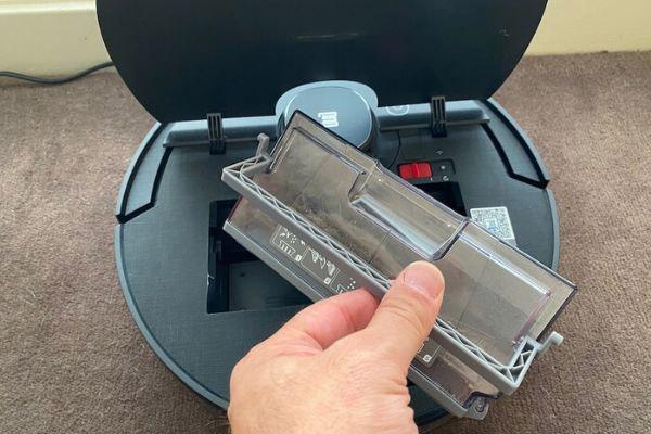 mantenimiento deebot ozmo 950