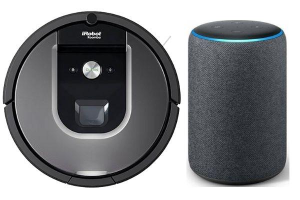 roomba 960 con Alexa