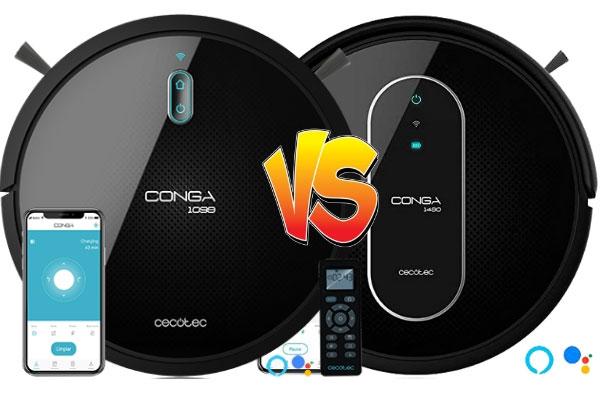 conga 1099 vs conga 1490