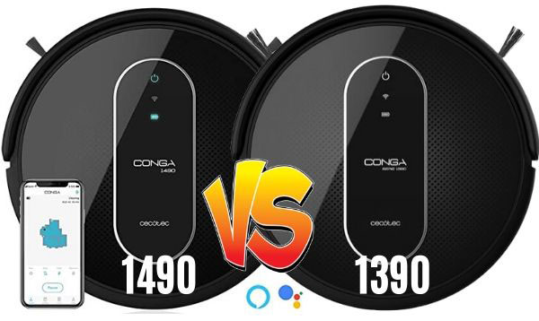 conga 1390 vs conga 1490