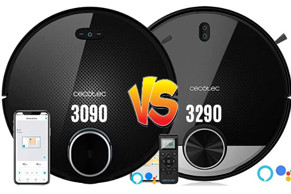 conga 3090 vs conga 3290