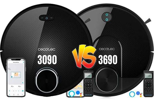 conga 3090 vs conga 3690