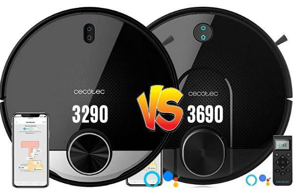 conga 3290 vs conga 3690