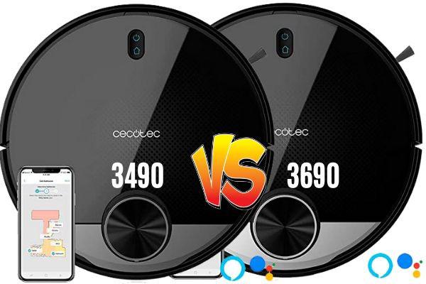conga 3490 vs conga 3690