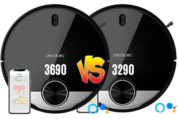 conga 3690 vs conga 3290