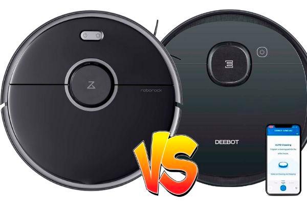 Roborock s5 max vs deebot ozmo 950