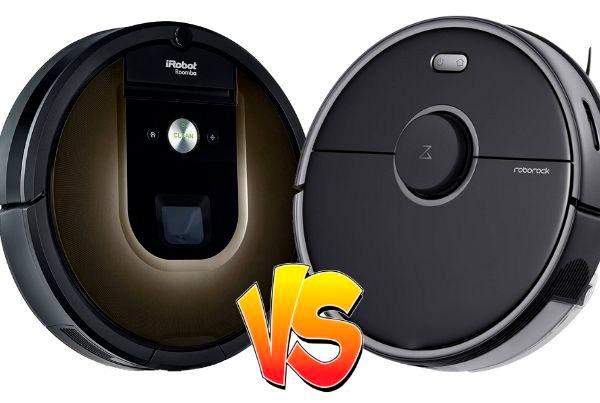 Roborock s5 max vs roomba 980