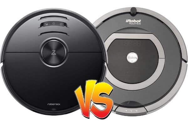 roborock s6 maxv vs roomba 780
