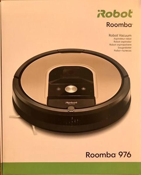 caja roomba 976