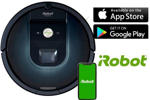 app roomba 981