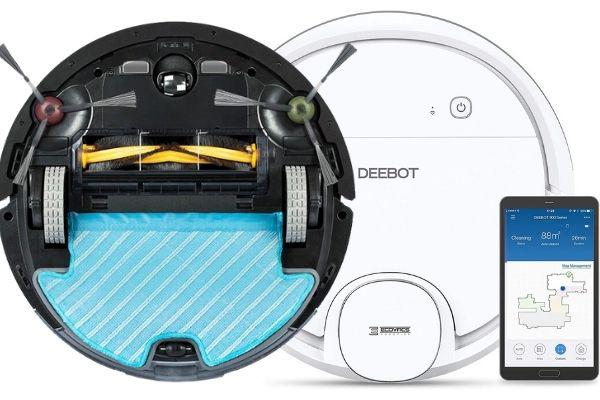 deebot ozmo900