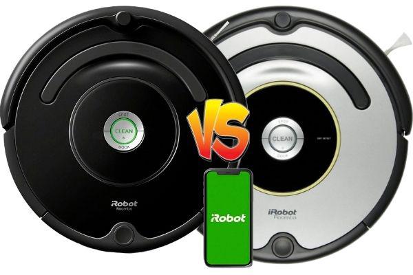 roomba 671 vs roomba 606