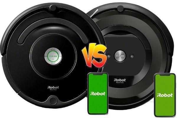 roomba 671 vs roomba e5
