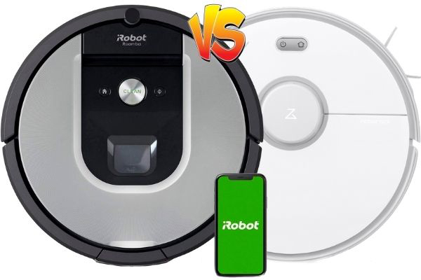 roomba 971 vs roborock s5 max
