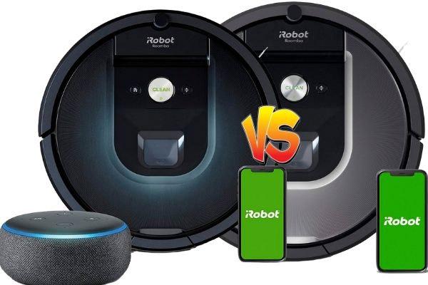 roomba 981 vs Roomba 960