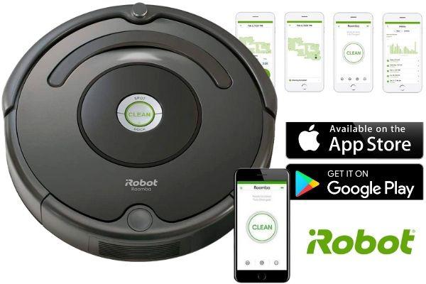 app roomba 676