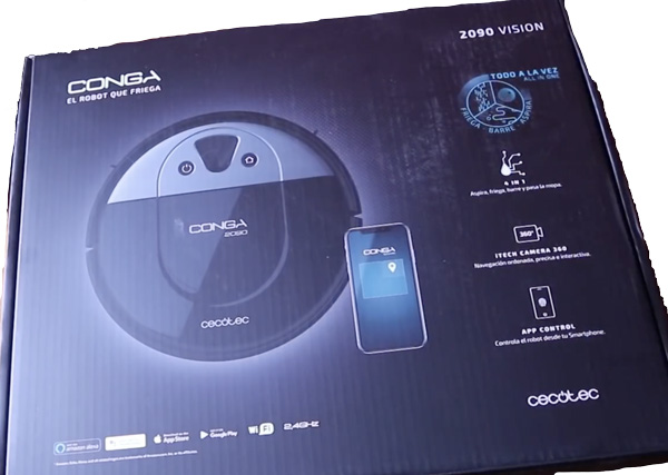 caja conga 2690