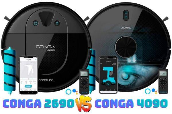 conga 2690 vs conga 4090