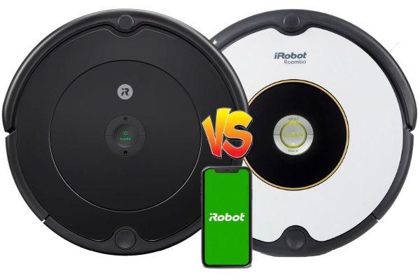 roomba 692 vs roomba 605