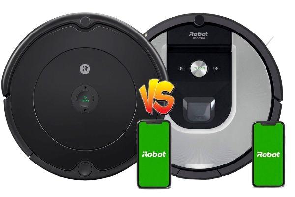 roomba 692 vs roomba 971