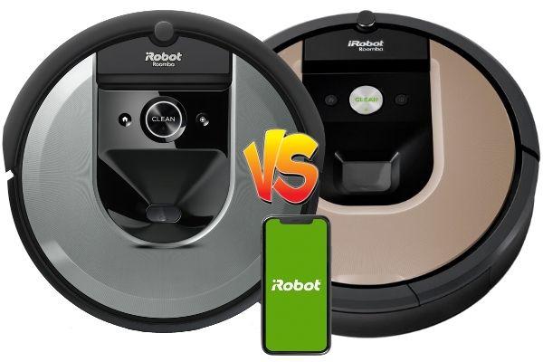 roomba i7 vs roomba 966