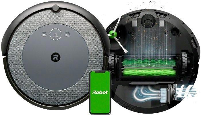 robot roomba i3