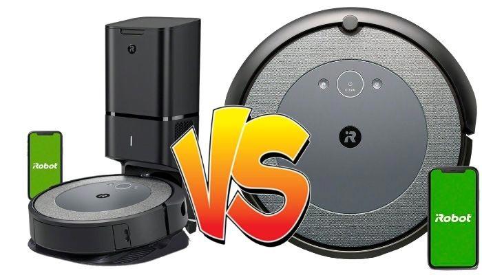 roomba i3 vs roomba i3+